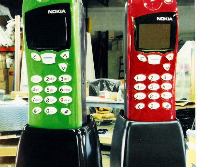 AFE Nokia Display