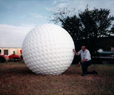 Associated Fiberglass Enterprises_Golf Ball