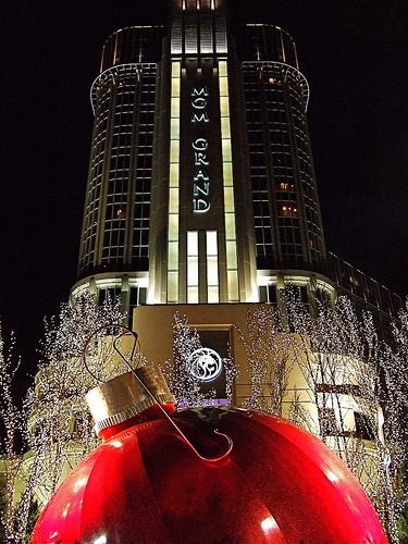 AFE Custom & Specialty Fiberglass—Ornaments—MGM Grand