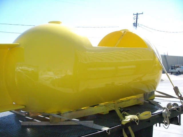 Custom & Specialty Fiberglass—Submarine