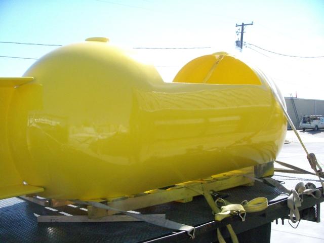 Custom & Specialty Fiberglass—Submarine