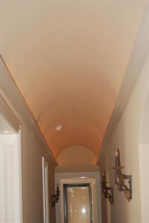 Architectural Fiberglass—Barrell Ceiling