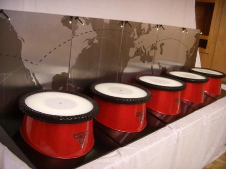 Custom & Specialty Fiberglass—Displays