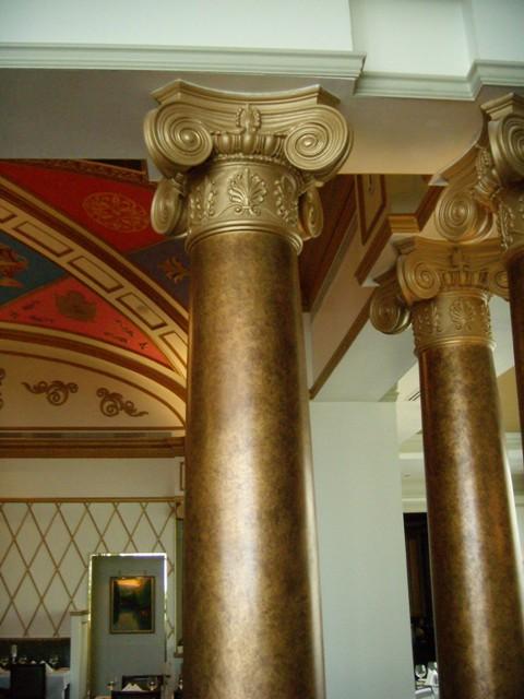 Fiberglass Column Cover 4