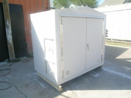 AFE Fiberglass Shelters—16