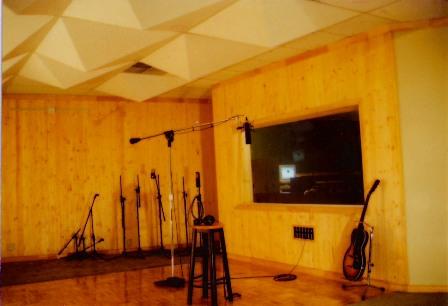 Fiberglass Sound Diffuser Ceiling panels