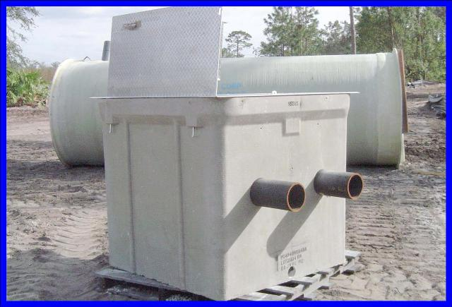 Wet Wells - Associated Fiberglass Enterprises